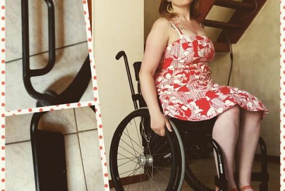 voetenplankje rolstoel
