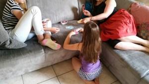 gezelschapspelletjes uno kaartspel