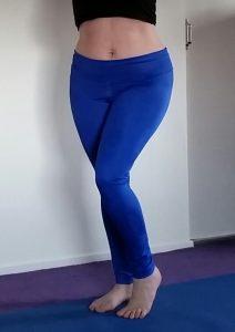 zelfgemaakte leggings