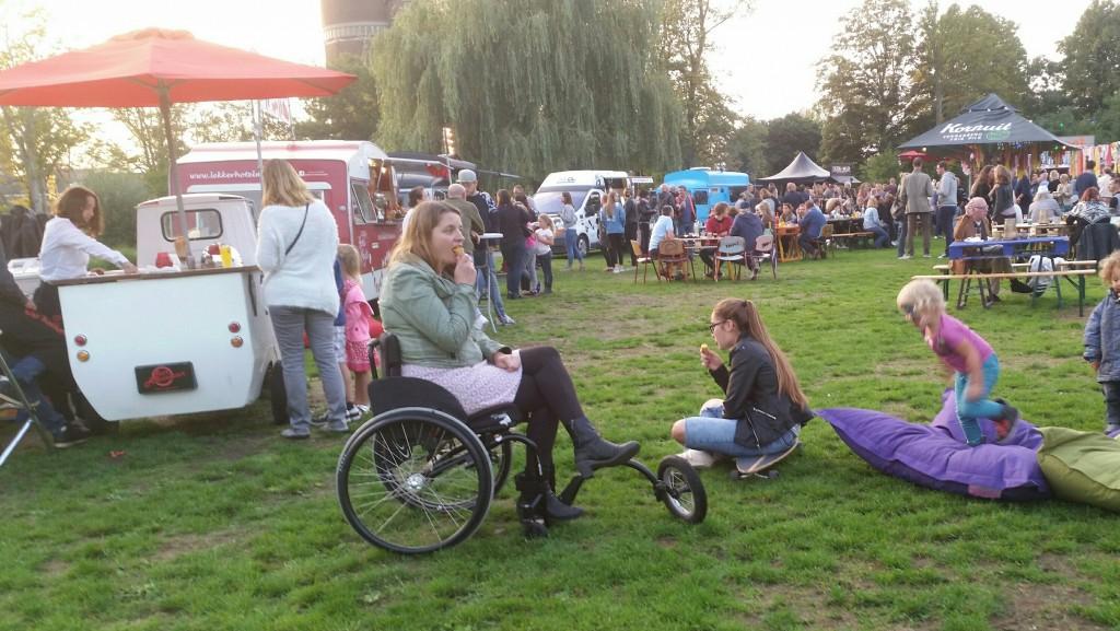 toegankelijkheid foodtruckfestival