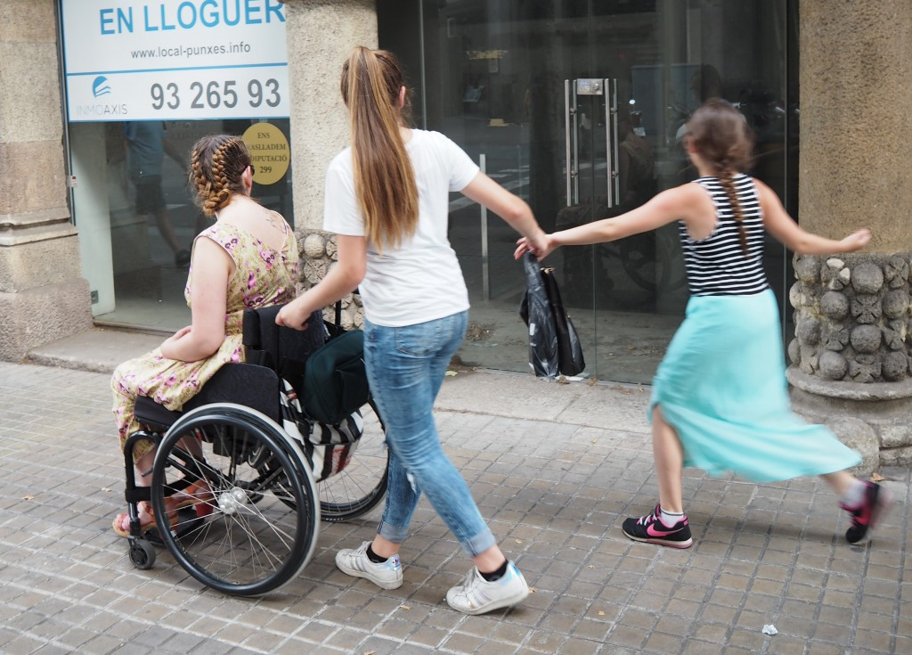 jonge mantelzorger mantelzorg rolstoel