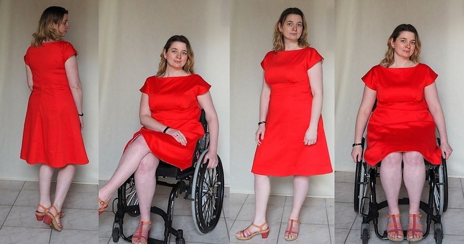 Anna Dress: naaien met een PDF-naaipatroon