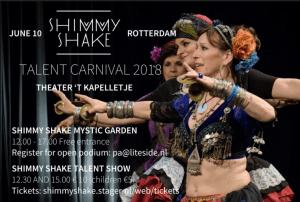 shimmy shake talent carnival