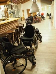 VED-weekend Biestheuvel rolstoelen