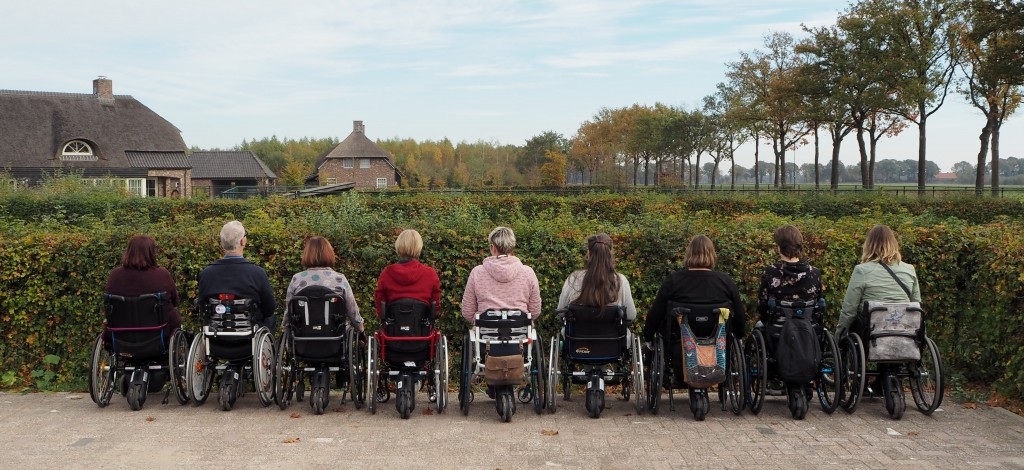 VED-weekend smartdrive rolstoel