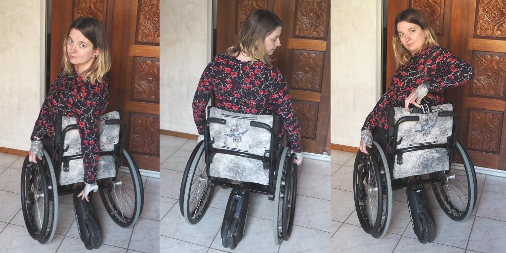 rugleuning rolstoel