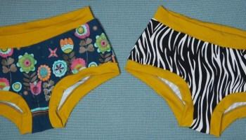 Wonderbaarlijk 10 x gratis ondergoed naaipatronen - Salami stinkt EL-88
