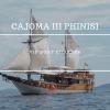 Cajoma III Phinisi Sewa Kapal Labuan Bajo Komodo