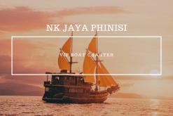 Kapal NK JAYA Phinisi