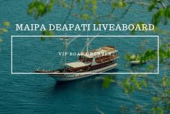 Maipa Deapati Liveaboard Sewa Kapal Labuan Bajo