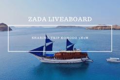 Zada Liveaboard Open Trip Komodo