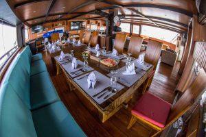 Indoor Restaurant Sea Safari VII