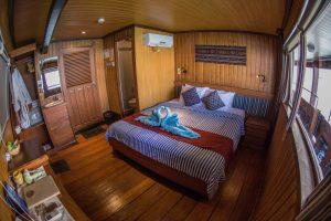 Upper deck Room Sea Safari VII