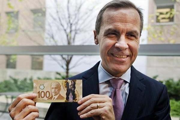مارک کارنی Mark Karney رئیس اسبق بانک مرکزی کانادا