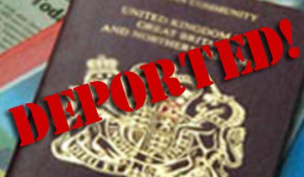 deport