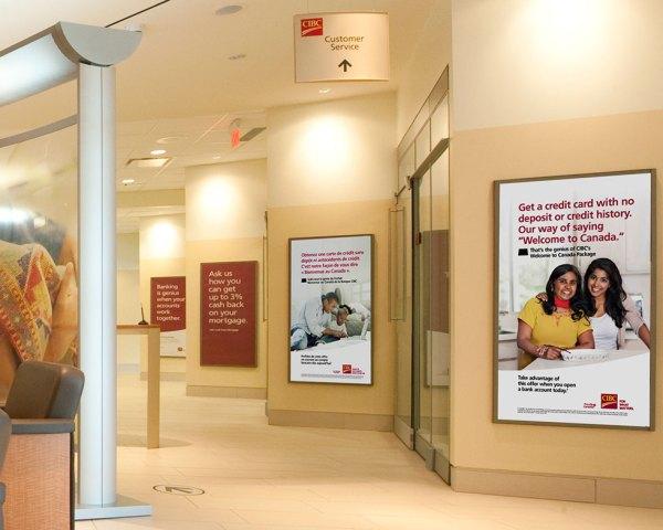 CIBC به تازه واردینی که به دنبال ایجاد سابقه اعتباری در کانادا هستند راهکارهای بانکی ارائه می دهد