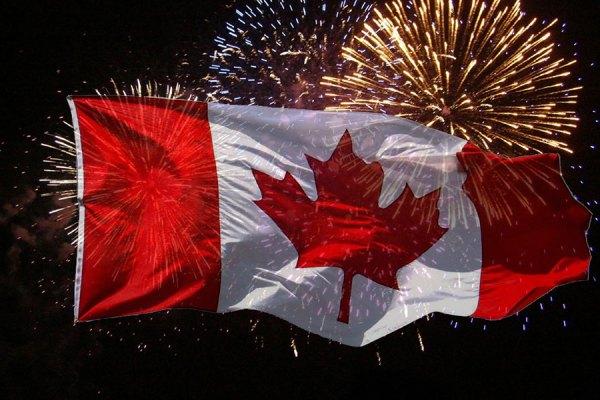 جشن رسمی استان انتاریو به مناسبت کانادا دی