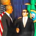 حمایت باراک اوباما از کاندیداتوری سیروس حبیب