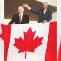 نلسون ماندلا  شهروند افتخاری کانادا شد