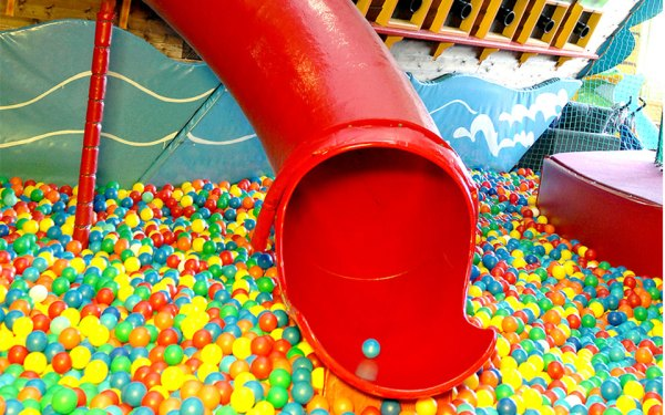 12 best indoor playgrounds in Toronto