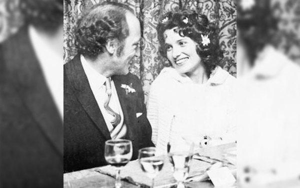 چهارم مارچ 1971:  ازدواج پیر الیوت ترودو نخست وزیر کانادا  با  مارگارت سینکلر