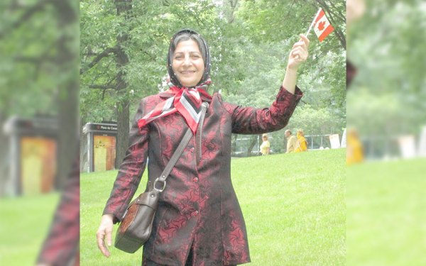 Roghayeh Azizi Mirmahaleh, an Iranian woman who'd been threatened with expulsion from Canada has received a two-year residency permit. The federal government granted the reprieve Thursday, February 23rd, five days before her scheduled deportation to Iran.