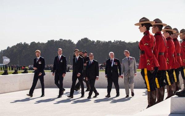 «ما به عنوان آلبرتایی و نواسکوشیایی به ویمی ریج رفتیم ولی به عنوان کانادایی بازگشتیم.»