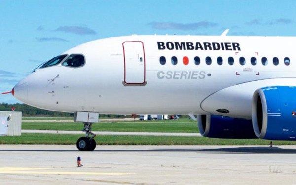 بوئینگ و بمباردیه دو کمپانی بزرگ تولیدکننده هواپیما هستند.