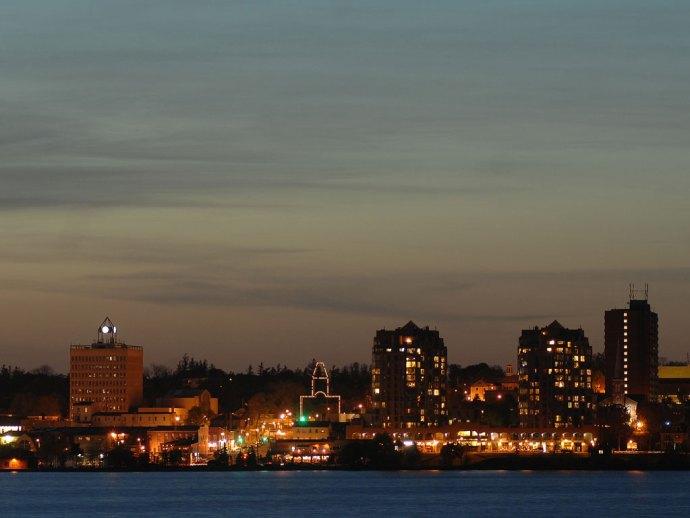 Cityscape, Barrie, Ontario