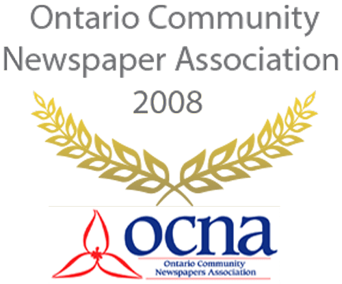 OCNA Honourable Mention