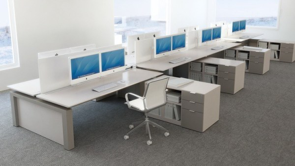 Glow Workstation Table