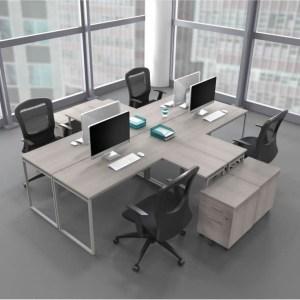 Zack Office Workstation