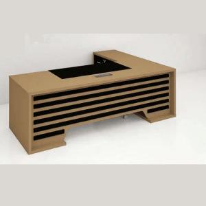 minimalist executive desk