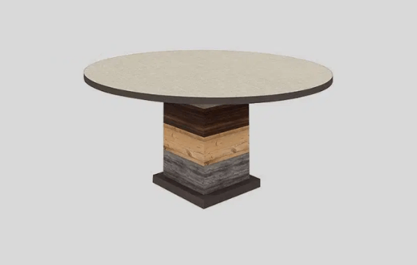 Modern Round Meeting Table