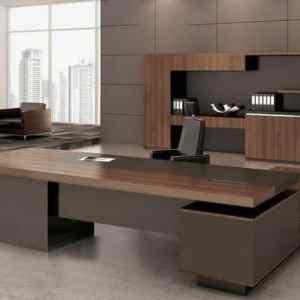 Custom Design Executive Desk