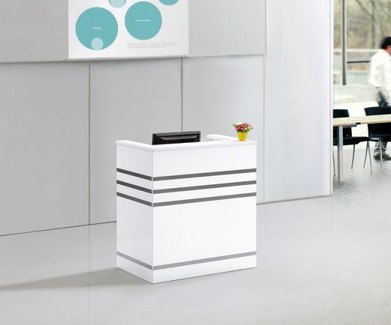 Custom Made Office Mini Reception Desk   64