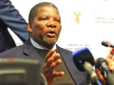 Land Reform Minister Gugile Nkwinti File photo: Siyabulela Duda
