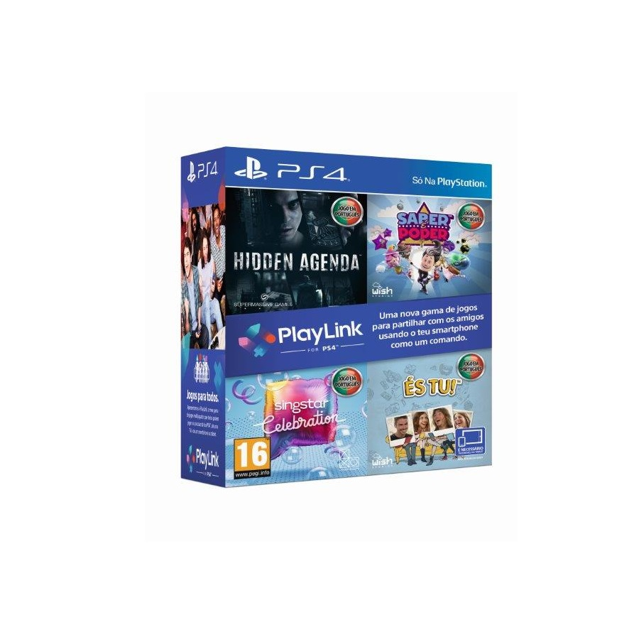 Black Friday é PlayStation - PS4 bundle