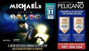 Palcos VIP Michaels Legacy