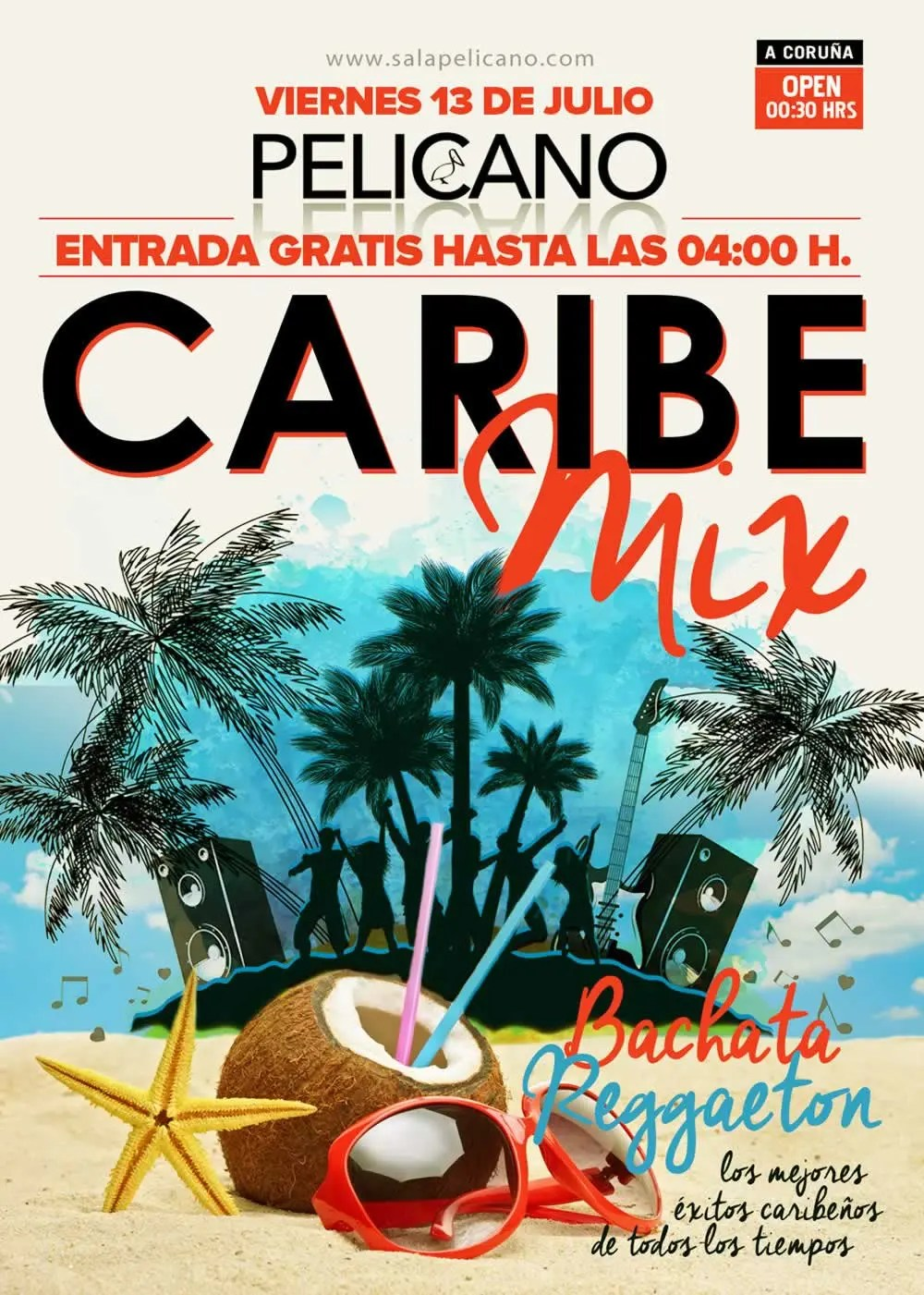 Caribe Mix