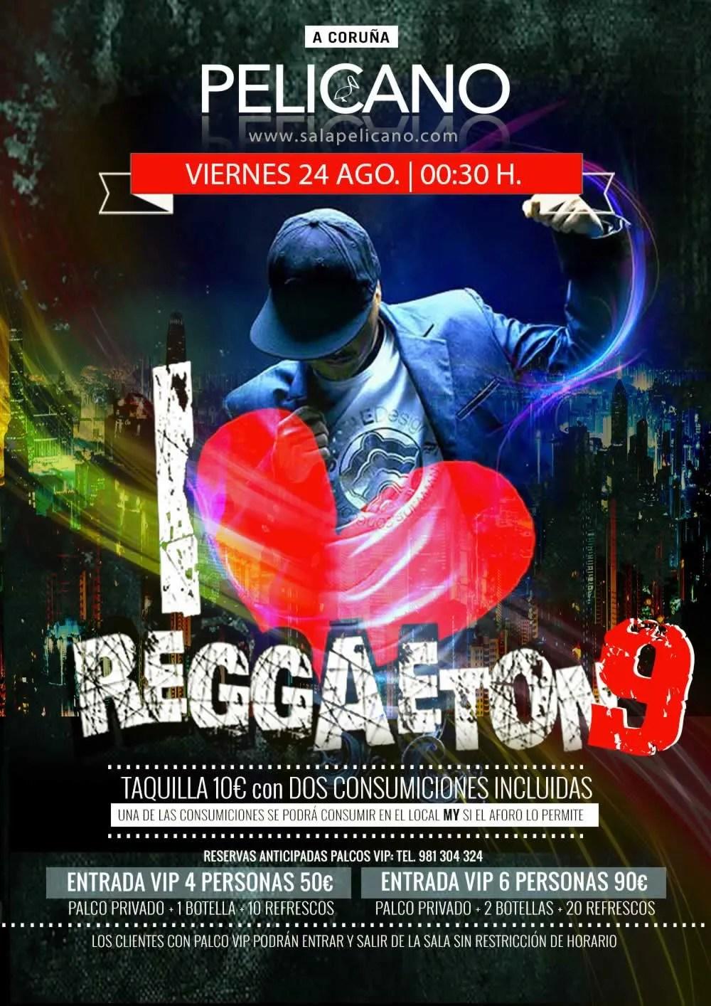 I love Reggaeton 9