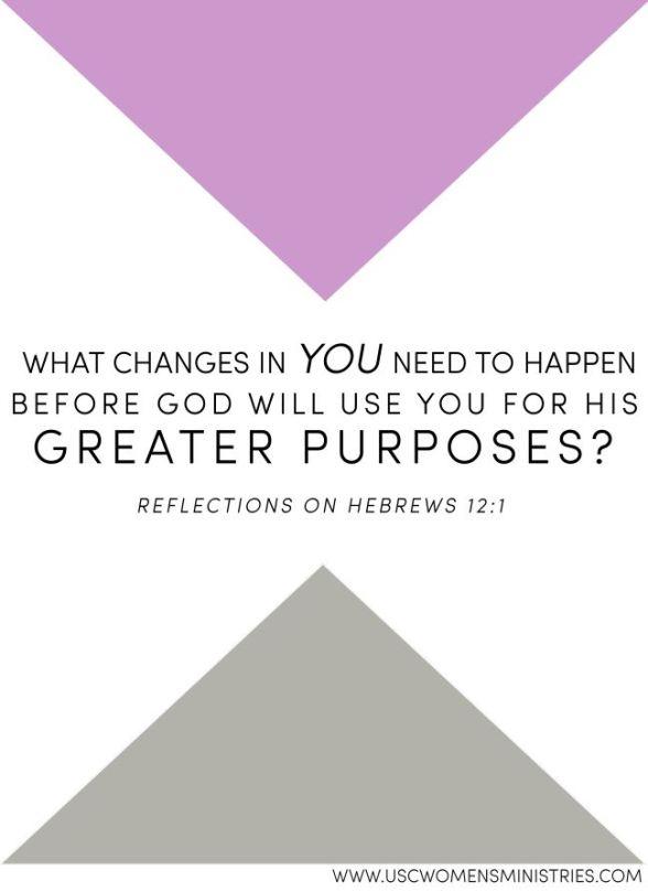 HEBREWS 12.1