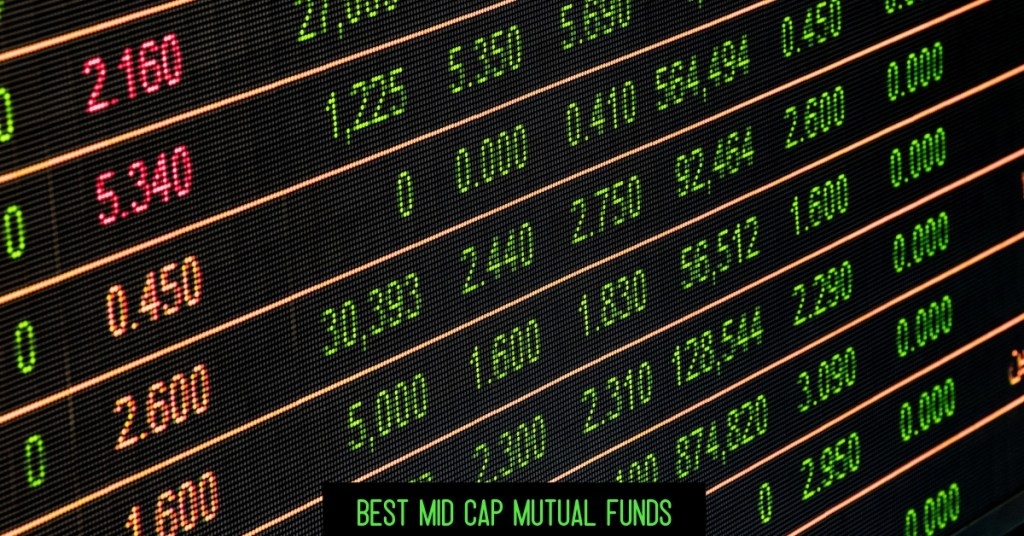 Best Mid Cap Mutual Funds