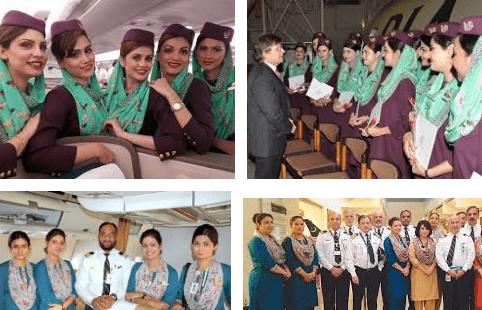 PIA Crew Salary