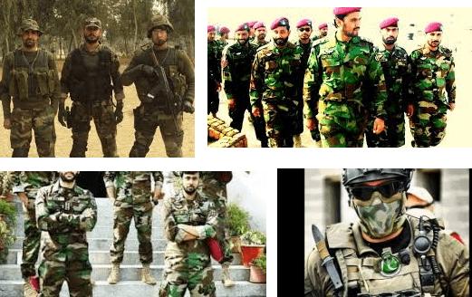 SSG commando of pakistan