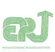 Punjab Economic Research Institute PERI Salaries
