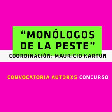 Monólogos de la peste