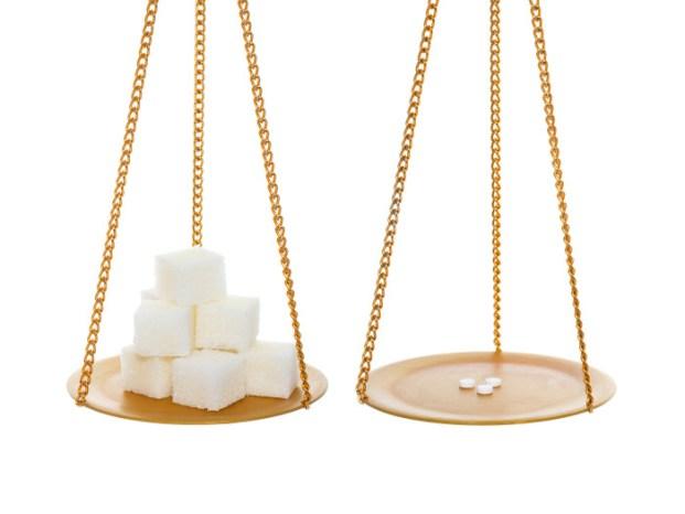 Cukorhelyettesítők (stevia, xilit, eritrit) adagolása, használata