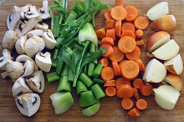 Diétás zöldségek