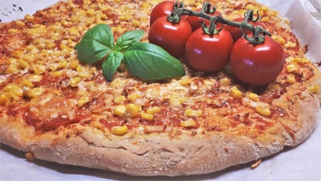 Dia Wellness szénhidrátcsökkentett pizza tészta recept
